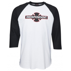 Tee Shirt Independent Custom Top O.G.B.C Black White 2020 pour homme