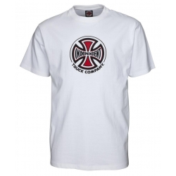 Tee Shirt Independent Truck Co White 2020 pour homme