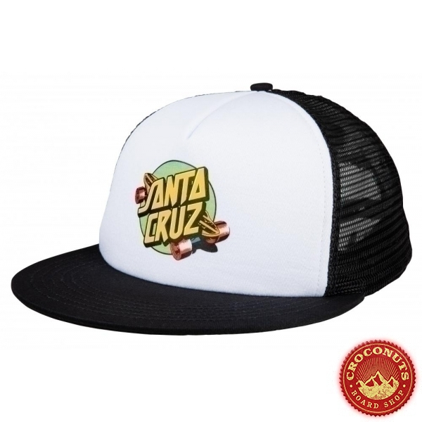 Casquette Santa Cruz Summer Of 76 Mesh 2020