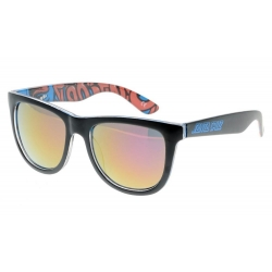 Lunettes Santa Cruz Screaming Insider Black Blue 2020 pour