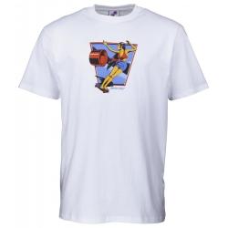 Tee Shirt Santa Cruz Dolly White 2020 pour homme, pas cher
