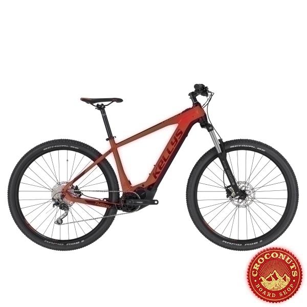 Vtt Kellys Tygon 20 29 Red 2020
