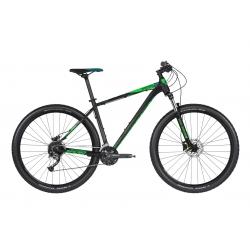 Vtt Kellys Spider 70 29 Black Green 2020 pour , pas cher