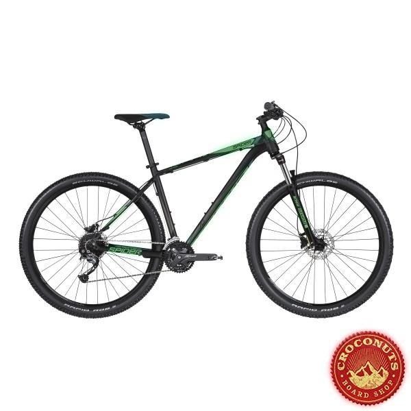 Vtt Kellys Spider 70 29 Black Green 2020