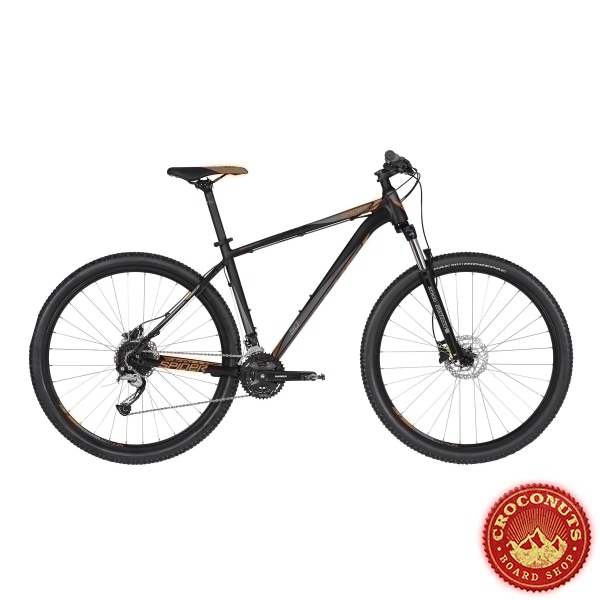Vtt Kellys Spider 50 29 Black Orange 2020