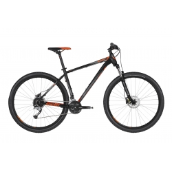 Vtt Kellys Spider 50 27.5 Black Orange 2020 pour