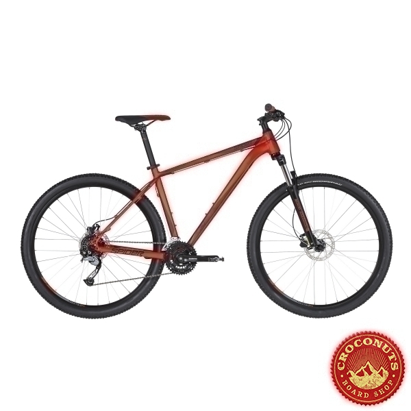 Vtt Kellys Spider 30 29 Red 2020