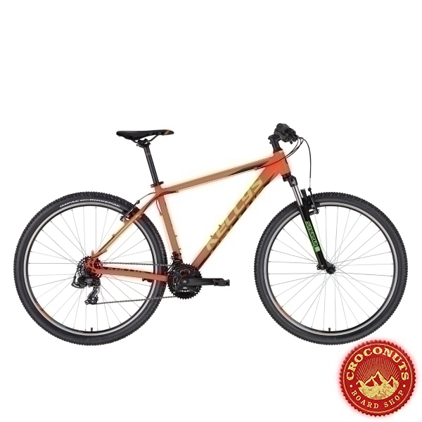 Vtt Kellys Madman 10 27.5 Neon Orange 2020