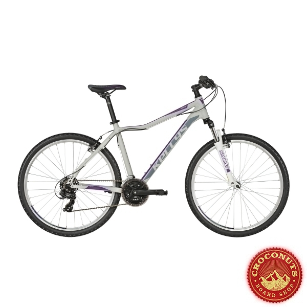 Vtt Kellys Vanity 10 27.5 Purple Grey 2020
