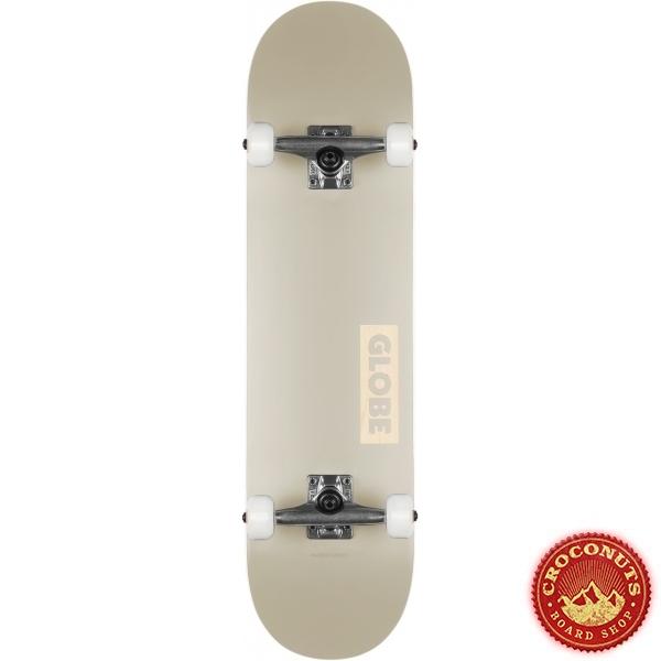 Skate Complet Globe Goodstock Off White 8 2020
