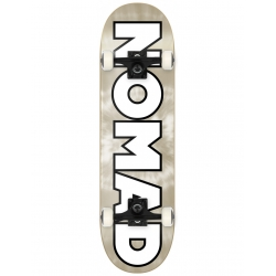 Skate Complet Nomad Chrome Dye Silver 8 2020 pour homme