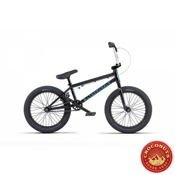 Bmx WTP CRS 18 Black Blue 2020