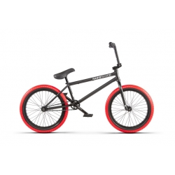 Bmx Radio Bike Darko Matt Black 20.5 2020 pour
