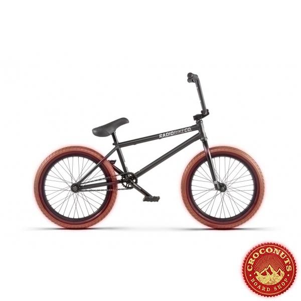 Bmx Radio Bike Darko Matt Black 20.5 2020