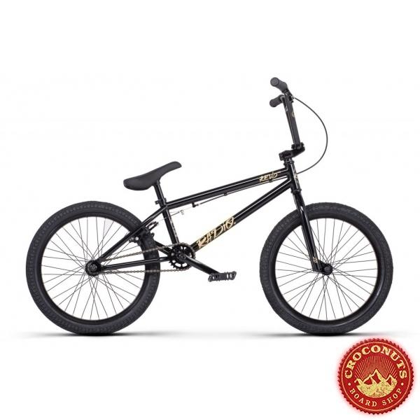Bmx Radio Bikes Revo Pro Black 2020