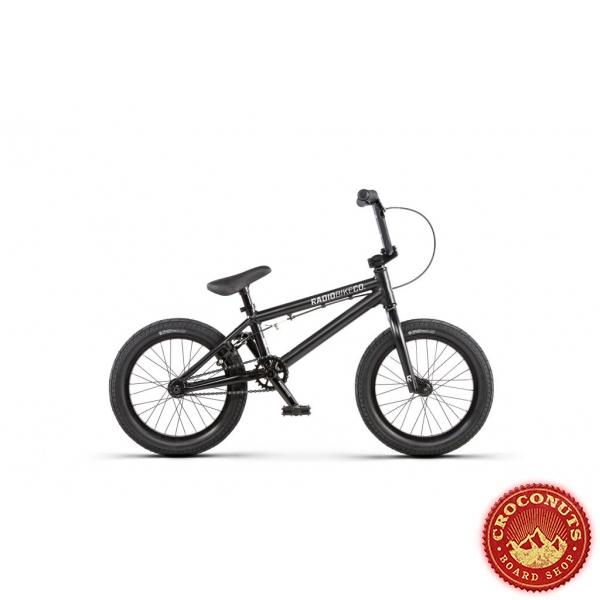 Bmx Radio Bikes Dice 16 Black 2020