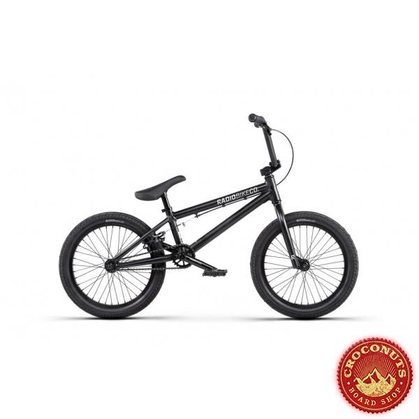 Bmx Radio Bikes Dice 18 Black 2020