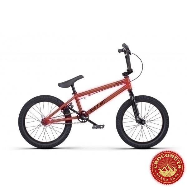 Bmx Radio Bikes Revo 18 Glossy Red 2020