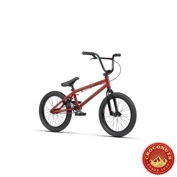 Bmx Radio Bikes Revo 18 Glossy Red 2021