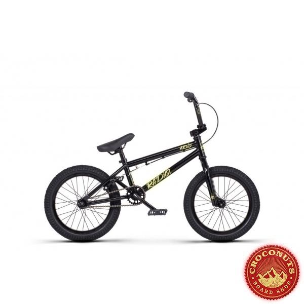 Bmx Radio Bikes Revo 16 Black 2020