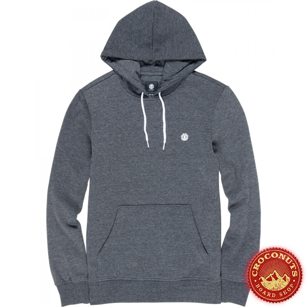 Sweat Element Cornell Classic Hoodie Charcoal Heather 2020
