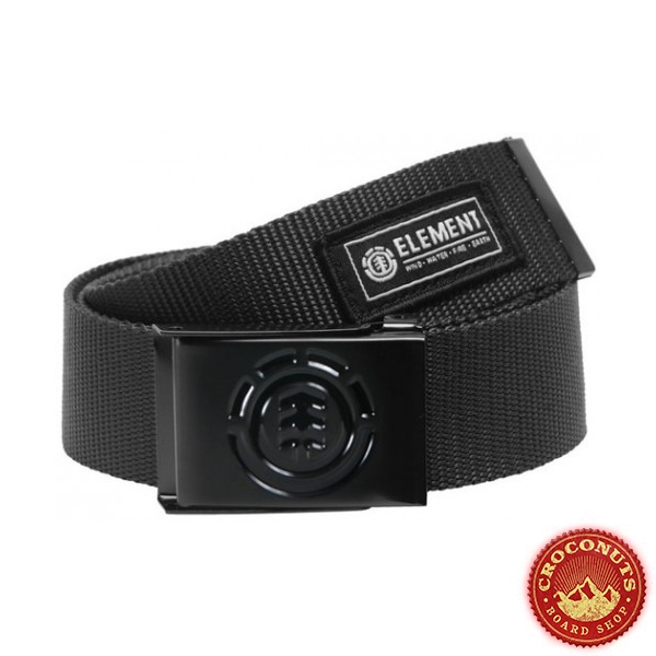 Ceinture Element Beyond All Black 2020