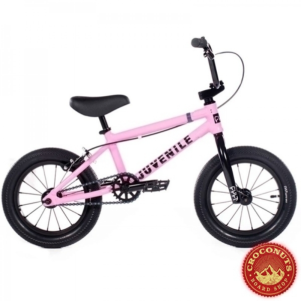 Bmx Cult Juvenile Pink 14 2020