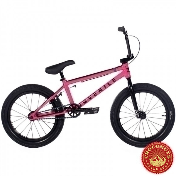 Bmx Cult Juvenile Ruby Red 18 2020