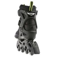 RollerBlade Macroblade 90 Noir Vert Acide 2020
