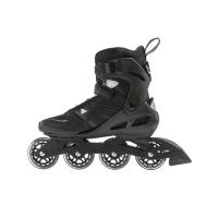 RollerBlade ZetraBlade 80 Noir Argent 2020