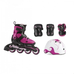RollerBlade Cube Rose Bubblegum 2020 pour junior