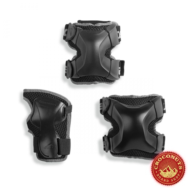 RollerBlade Tri Pack X Gear Noir 2020