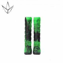 Poignées Blunt Hand Grip v2 Green Black 2020 pour