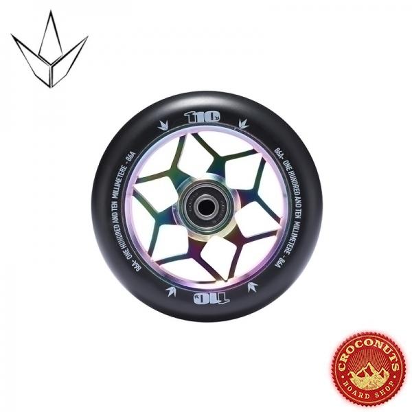 Roue Blunt Diamond 110MM Oilslick 2021