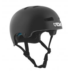 Casque TSG Evo Solid Color Satin Black 2020 pour