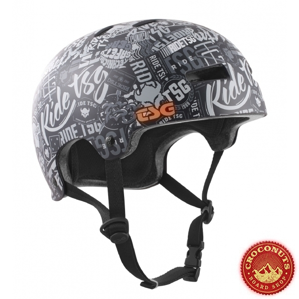 Casque TSG Evo Graphic Design 2020