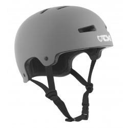 Casque TSG Evo Solid Color Satin Coal 2020 pour