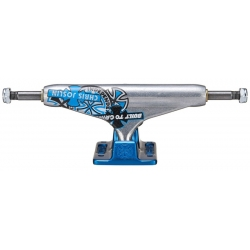 Truck Independent Pro Hollow 144 Forged Joslin Silver Blue 2020 pour homme