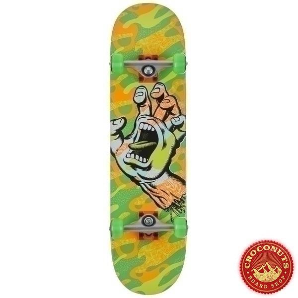 Skate Complet Santa Cruz Primary Hand 8.0 2020