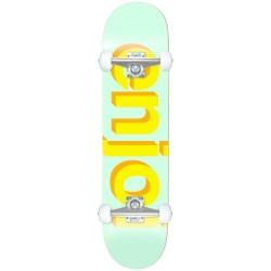 Skate Complet Enjoi Helvetica Nue Mint 8.0 2020 pour homme