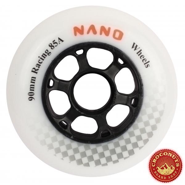 Roues Nano Racing 90mm 2020