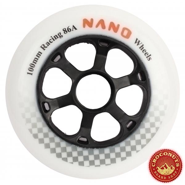 Roues Nano Racing 100mm 2020