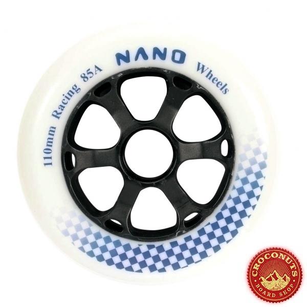 Roues Nano Racing 110mm 2020