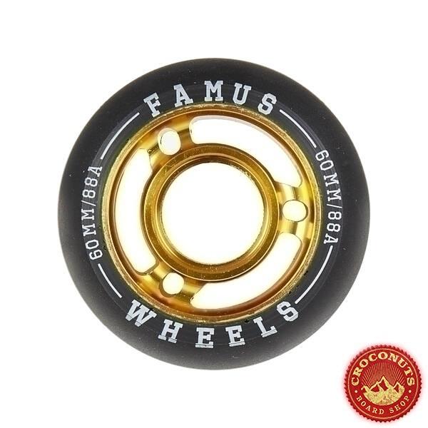 Roues Famus Fast 60mm 2020