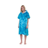 Poncho After Essentials Quiver Lagoon 2020