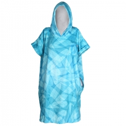 Poncho After Essentials Quiver Lagoon 2020 pour