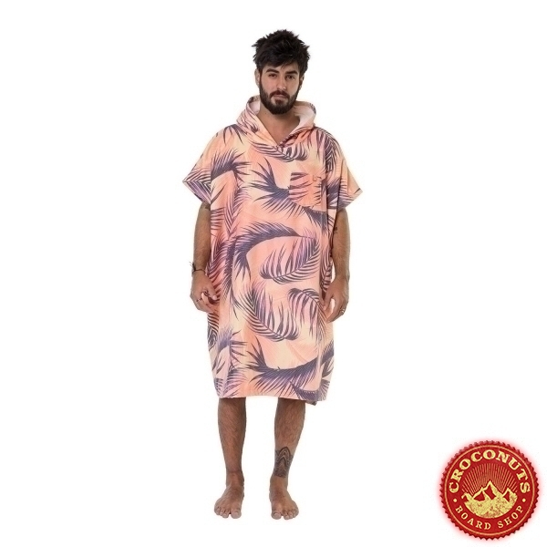 Poncho After Essentials Tropical Pink 2020