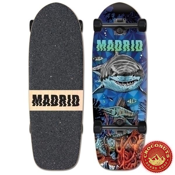 Madrid Marty Shark 29.25 2021