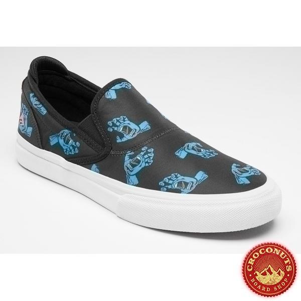 Shoes Emerica Wino G6 Slip On X Santa Cruz 2020