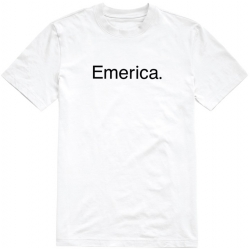 Tee Shirt Emerica X Santa Cruz Screming Tee White 2020 pour